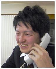 営業 土生田 敦司